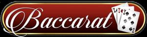 logo baccarat online